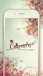 Calligraphy Name - Apps on Google Play