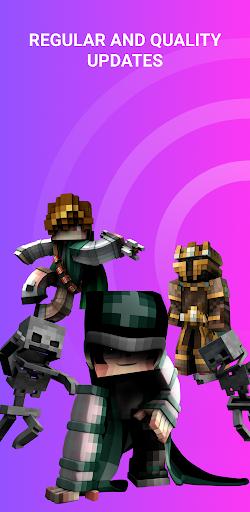 Mods, Maps, Skins for Minecraft PE screenshot 2
