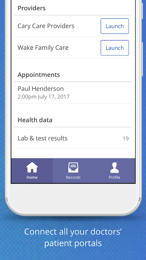 Medfusion Plus- screenshot