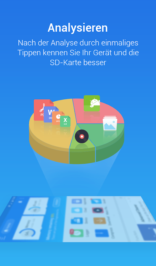 ES Datei Explorer – Screenshot