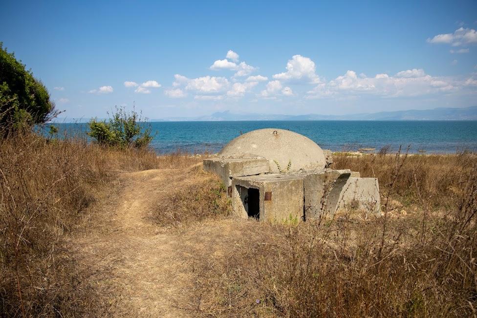 albańskie bunkry