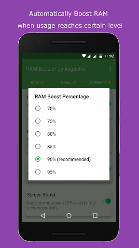 Download RAM & Game Booster by Augustro MOD APK 5