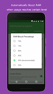 RAM & Game Booster by Augustro (67% OFF) 5
