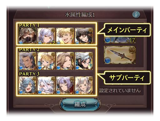 3パーティ