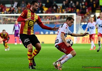 Michiel Jonckheere deze keer wél beslissend voor KV Kortrijk en benadrukt het positieve