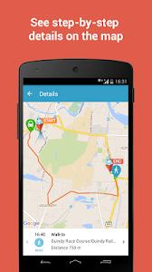 Raft: Public Transport App screenshot 4