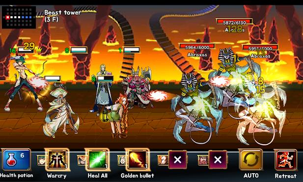 Hell tower : raiders v1.2.3 [Mod Money]