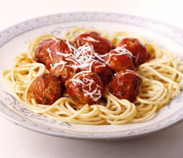 Zucchini Noodles for Spaghetti
