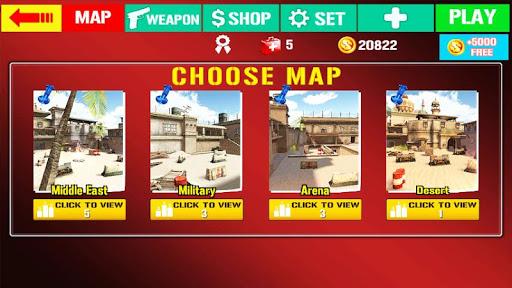 SWAT Shoot Fire Gun 1.1 screenshots 2