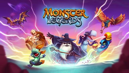 Monster Legends 3.5.2 APK