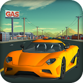 Traffic Racer Car 3D: Real Racing Highway
