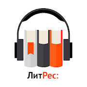 App Icon for Слушай аудиокниги онлайн App in Czech Republic Google Play Store