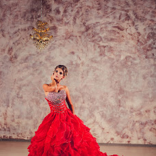 Wedding photographer Evgeniya Kalinina (Vikfm). Photo of 05.10.2015