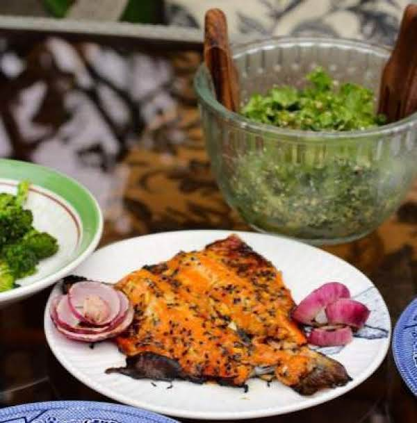 Tasty Honey Grilled Fish Recipe