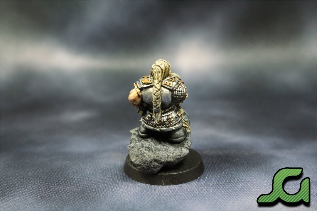 Dwarf Lord Rear