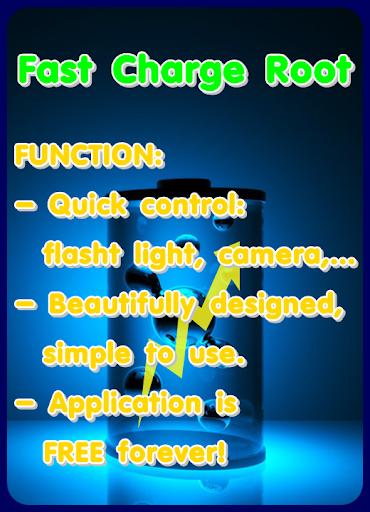 Fast Charge Root  screenshots 2