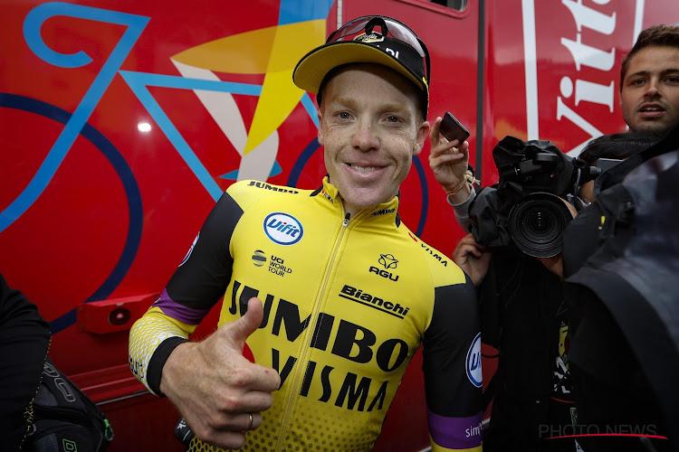 BREAKING: Steven Kruijswijk moet na val in ploegentijdrit opgeven in de Ronde van Spanje