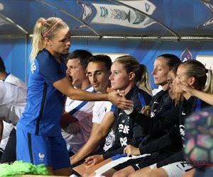 🎥 La superbe volée qui permet à Le Sommer de se rapprocher du record de buts en sélection