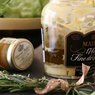 The Bottom of the Mustard Jar Vinaigrette Recipe