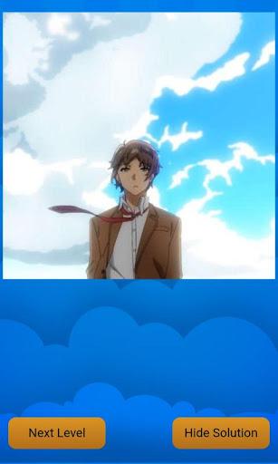 Anime Puzzle15 screenshot 2
