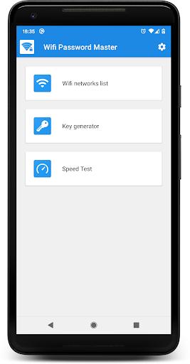 WIFI PASSWORD MASTER 12.6.0 screenshots 1