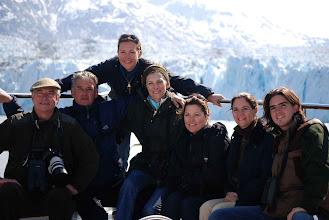 Photo: Family Photo at the Glacier
