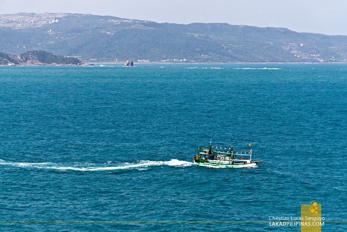 Yehliu Geopark Sea