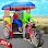 Bicycle Rickshaw Simulator 2019 : Taxi Game