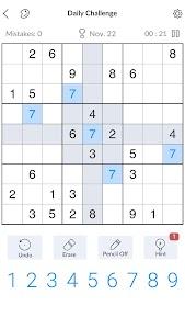 Sudoku - 💪Free Classic Sudoku Puzzles👍 1.2.13