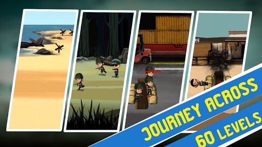 War Troops: Military Strategy Game for Free  screenshots 4