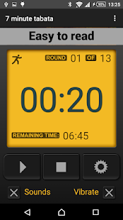 Interval Timer 4 HIIT Training- screenshot thumbnail