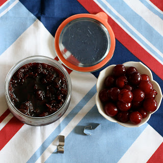 Sour Cherry Jam With Balsamic