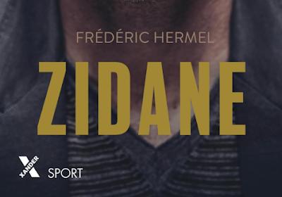 WIN: De biografie 'Zidane' van auteur Frédéric Hermel