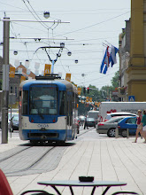 Photo: Day 76 - Tram in Osijek