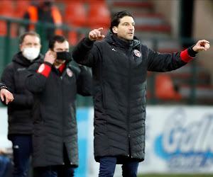 """La griffe de Jorge Simao à Mouscron: """"L'équipe a pris conscience de son potentiel"""""""