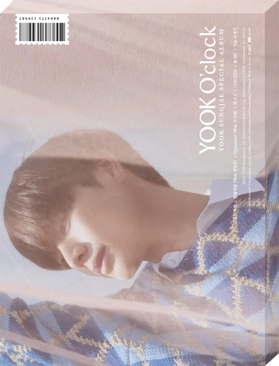 yook sung jae cube album