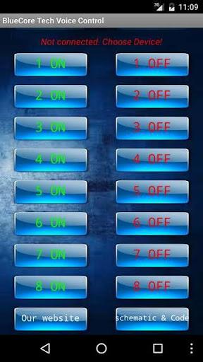 Arduino Voice Control 2.0 screenshots 2