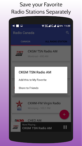 Download All Canada Radios APK latest version App by