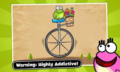 Tap the Frog: Doodle screenshot 1