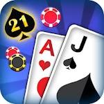 Blackjack 21 - casino card game Icon