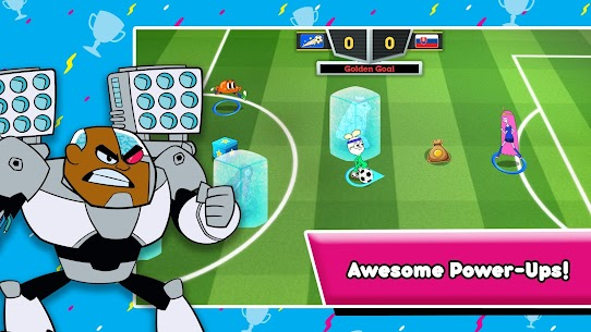 Toon Cup – Cartoon Network's Soccer Game Apk Latest Version Download For Android 4