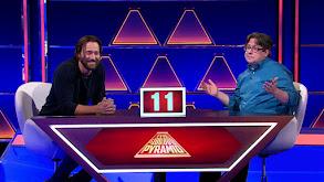 Ryan Eggold vs. Elizabeth Marvel and Joe Tessitore vs. Tiki Barber thumbnail