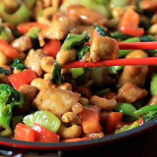 Asian Skillet Stir Fry.