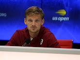 David Goffin in tegenstelling tot Kirsten Flipkens door naar de derde ronde op US Open