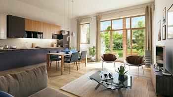 appartement à Le Coudray-Montceaux (91)