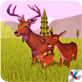 Deer Simulator Fantasy Jungle APK