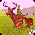 Deer Simulator Fantasy Jungle APK