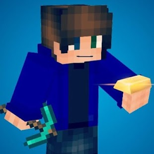 150+ character skin minecraft - náhled