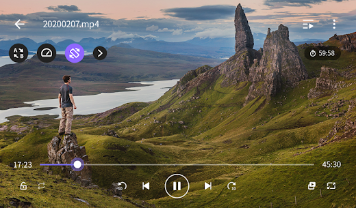 KMPlayer – All Video Player & Music Player APK Download 9