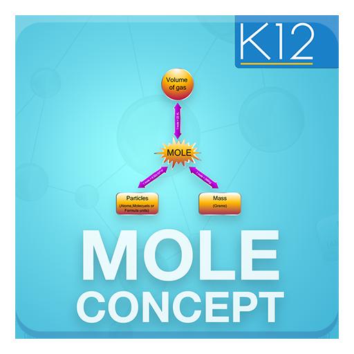 Mole Concept in Chemistry (app)